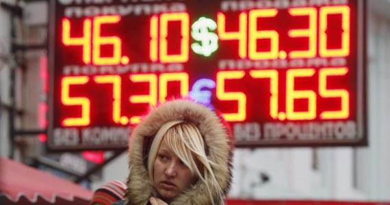 Wzrost kursu dolara i spadek wartości rubla uderzył w moskiewskie projekty budowlane. Oficjalnie wstrzymano budowę nowej linii metra. Najprawdopodobniej zamrożone zostaną także wszystkie projekty budowlane, w które zaangażowane są zachodnie firmy.