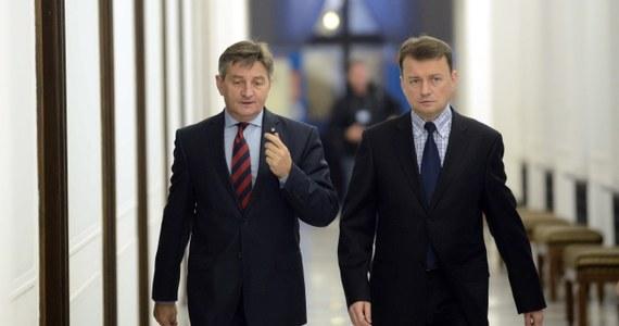 Szef klubu PiS Mariusz Błaszczak zakazał posłom swego klubu wyjazdów prywatnymi środkami transportu na sesje ZP Rady Europy. To pokłosie wyjazdu trzech byłych już posłów PiS do Madrytu.