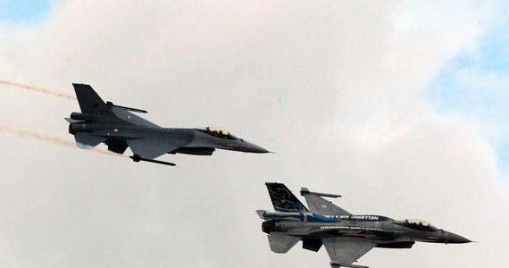 Dwa holenderskie F-16 z natowskiej misji patrolowania przestrzeni powietrznej republik bałtyckich przechwyciły rosyjski samolot transportowy, który zbliżył się do przestrzeni powietrznej Estonii i Litwy - poinformowało ministerstwo obrony Holandii.
