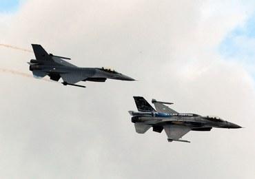 Myśliwce NATO przechwyciły rosyjski samolot w pobliżu Estonii i Litwy
