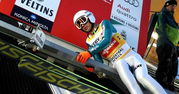 Siedmiu Polaków wystąpi w niedzielę w pierwszym indywidualnym konkursie Pucharu Świata w skokach narciarskich w Klingenthal. W piątkowych kwalifikacjach drugi rezultat uzyskał Piotr Żyła - 136,5 m. Najdalej poleciał Czech Roman Koudelka - 142 m.