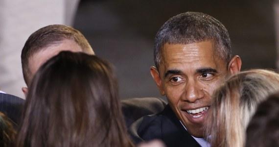 """""""To imigranci, ludzie o różnym narodowym i etnicznym pochodzeniu czynią Stany Zjednoczone wyjątkowe"""" - powiedział prezydent USA w polonijnym Copernicus Center w Chicago. Barack Obama mówił o szczegółach swojego planu powstrzymania deportacji prawie pięciu milionów nielegalnych imigrantów."""