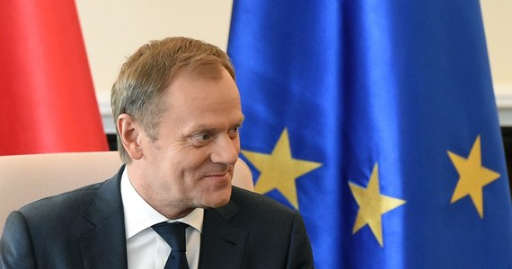 """Donald Tusk w siedzibie Rady UE w Brukseli, w poniedziałek oficjalnie przejął obowiązki przewodniczącego Rady Europejskiej od Belga Hermana Van Rompuya. """"Europa potrzebuje sukcesu w tych trudnych czasach' - powiedział były szef polskiego rządu."""