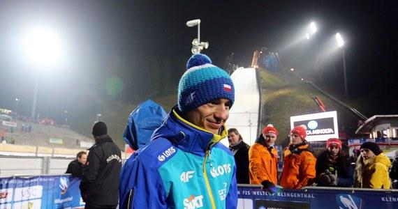 """""""Chciałbym wystartować już w Lillehammer"""" - mówi RMF FM Kamil Stoch po konsultacji z lekarzem kadry narodowej. Nasz mistrz olimpijski rozpoczął dzisiaj pierwszy trening po kontuzji, jakiej nabawił się przed pierwszymi zawodami Pucharu Świata. Jeśli wszystko pójdzie zgodnie z jego oczekiwaniami, w środę odda pierwsze skoki."""