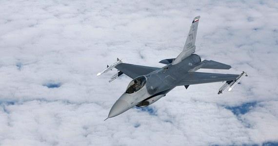 W Jordanii rozbił się wielozadaniowy samolot bojowy F-16, należący do amerykańskich sił powietrznych. W katastrofie zginął pilot.