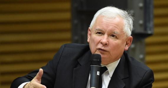 Jarosław Kaczyński napisał do 32 tysięcy kandydatów PiS w wyborach samorządowych list. Zachęca w nim do uczestniczenia w organizowanym przez partię marszu, który 13 grudnia ma przejść ulicami Warszawy.