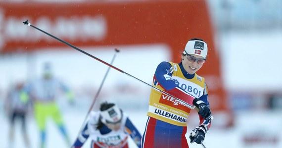 Nie Justyna Kowalczyk, a Sylwia Jaśkowiec wypadła najlepiej w polskiej ekipie w narciarskim biegu na 5 km techniką dowolną w norweskim Lillehammer. Jaśkowiec zajęła 25. miejsce, dwa oczka niżej znalazła się Ewelina Marcisz, a dopiero 28. była Kowalczyk. Podium opanowały Norweżki - wygrała Therese Johaug przed Marit Bjoergen i Heidi Weng.