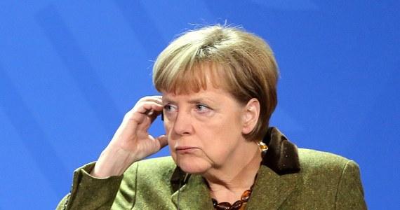 """Kanclerz Niemiec w wywiadzie dla """"Welt am Sonntag"""" zarzuciła prezydentowi Rosji Władimirowi Putinowi prowadzenie polityki obliczonej na zdestabilizowanie Europy Wschodniej. """"Jestem przekonana, że wspólna europejska odpowiedź na działania Rosji jest słuszna"""" - powiedziała Angela Merkel."""