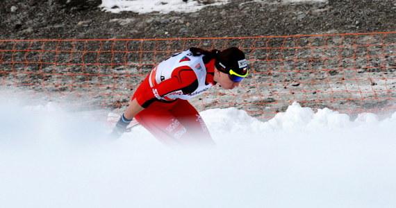 Dzisiejszy sprint techniką dowolną w Davos będzie ostatnim w tym roku startem Justyny Kowalczyk w zawodach narciarskiego Pucharu Świata - poinformowała podopieczna trenera Aleksandra Wierietielnego na swoim profilu na Facebooku.
