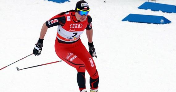 Justyna Kowalczyk po raz drugi wygrała zawody Pucharu Kontynentalnego w austriackim Hochfilzen. Wczoraj triumfowała w sprincie stylem klasycznym. Dziś była najszybsza na dystansie 5 kilometrów tą samą techniką.