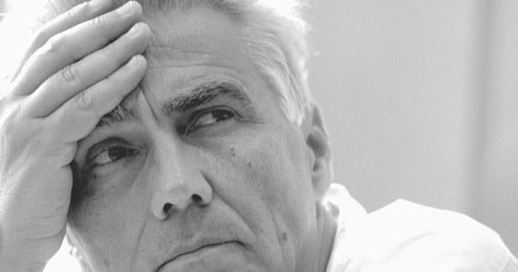 """Nie żyje polski reżyser i scenarzysta filmowy Krzysztof Krauze. Miał 61 lat. W 2006 roku lekarze zdiagnozowali u niego raka prostaty. Do jego najważniejszych filmów należały: """"Gry uliczne"""", """"Dług"""", """"Mój Nikifor"""", """"Plac Zbawiciela"""" i """"Papusza""""."""