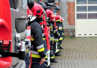 Straż Pożarna: Najtragiczniejsze święta od lat. Zginęło 14 osób