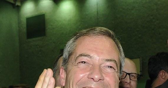 """Lider eurosceptycznej i populistycznej Partii Niepodległości Zjednoczonego Królestwa (UKIP) Niger Farage, został ogłoszony przez dziennik """"The Times"""" Brytyjczykiem Roku. W uzasadnieniu gazeta napisała, że """"nikt bardziej nie przyczynił się do ukształtowania brytyjskiej sceny politycznej w 2014 roku""""."""