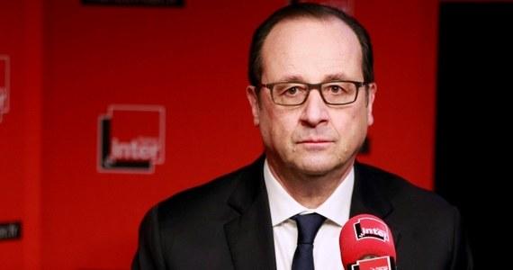 """""""Putin musi się zatrzymać! Jeżeli nie będzie postępów w sprawie rozwiązania konfliktu ukraińskiego – sankcje wobec Rosji nie zostaną zniesione!"""" – to ostrzenie prezydenta Francois Hollande wobec Władimira Putina na 10 dni przed szczytem przywódców Francji, Niemiec, Rosji i Ukrainy! Hollande twierdzi, ze otrzymał od rosyjskiego przywódcy zapewnienie, iż nie dąży on do aneksji wschodniej Ukrainy. Prezydent Francji zasugerował jednak, że nie wie do końca, czy mu wierzyć – biorąc pod uwagę to, co stało się wcześniej na Krymie."""