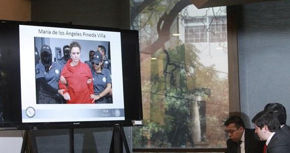 Żona byłego meksykańskiego burmistrza zamieszanego w zaginięcie i prawdopodobne zamordowanie 43 studentów w mieście Iguala została oskarżona o przestępczość zorganizowaną i pranie brudnych pieniędzy. Kobieta trafiła do więzienia na północy kraju.