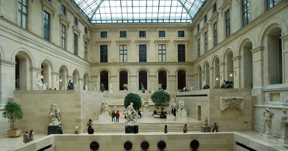 Liczba odwiedzających Luwr sięgnęła w ubiegłym roku 9,3 mln. To oznacza, że wciąż jest to najpopularniejsze muzeum na świecie