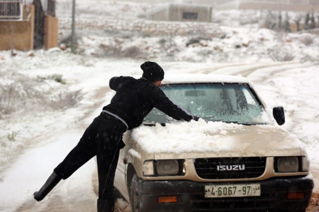 EPA/Alaa Badarneh