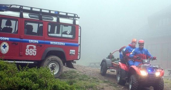 Ratownicy GOPR-u dotarli do dwóch turystek, które zgubiły szlak w paśmie Policy w Beskidach. Informację o akcji poszukiwawczej dostaliśmy na Gorącą Linię RMF FM.