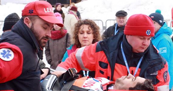 Norweski skoczek narciarski Anders Bardal, który podczas kwalifikacji do konkursu w Wiśle złamał nadgarstek zapowiedział, że wystartuje w mistrzostwach świata w Falun nawet z ręką w gipsie.