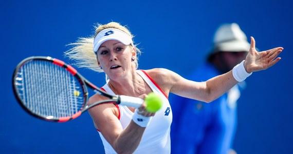 Urszula Radwańska przegrała z rozstawioną z numerem 31. Zariną Dijas z Kazachstanu 6:3, 4:6, 2:6 w pierwszej rundzie turnieju Australian Open. Polska tenisistka tylko raz w karierze wygrała mecz otwarcia w wielkoszlemowej imprezie w Melbourne.