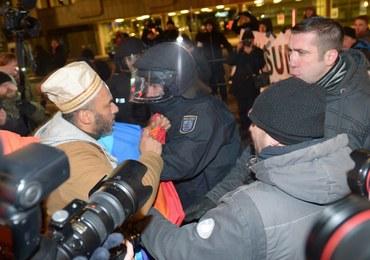 Starcia w Niemczech. Ranni policjanci