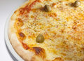 Ziołowa pizza oliwkowa