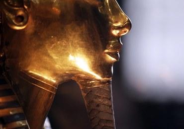 Tutanchamon stracił brodę. Potem ją …przyklejono