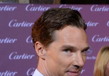 """Benedict Cumberbatch przeprasza za """"kolorowych aktorów"""""""