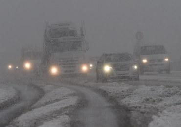 Atak zimy w Wielkiej Brytanii. Zamknięte szkoły i odwołane loty