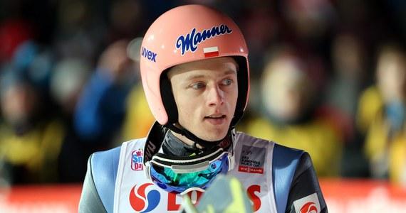 Dawid Kubacki zajął trzecie miejsce w konkursie Pucharu Kontynentalnego w skokach narciarskich w Zakopanem. Zwyciężył Norweg Atle Pedersen Roensen.
