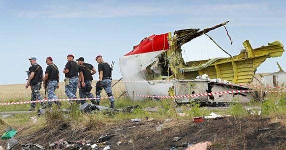 Zespół holenderskich ekspertów odnalazł na Ukrainie kolejne ludzkie szczątki i części wraku zestrzelonego w lipcu samolotu MH17 malezyjskich linii lotniczych. Mają one trafić do Holandii w sobotę.