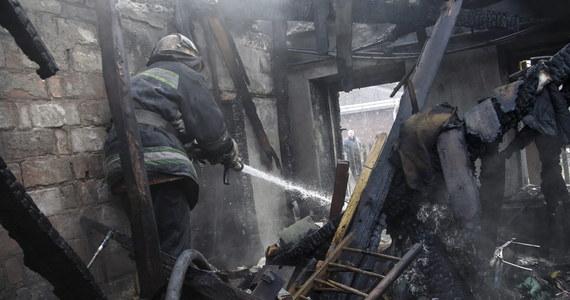 Ostrzał artyleryjski szpitala w Doniecku, kontrolowanym przez prorosyjskich separatystów. Są zabici i ranni - podała lokalna administracja. Dokładna liczba ofiar nie jest znana.