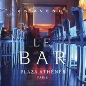 Le Bar Plaza Athenee Paris