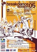 Kolejna odsłona Breakdance Session