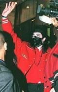 M. Jackson: Niezwykły strój