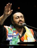 Luciano Pavarotti dla Bośni