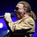 Guns N'Roses na Legii