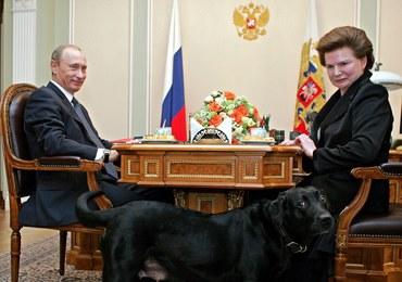 Władimir Putin stracił swojego ukochanego psa
