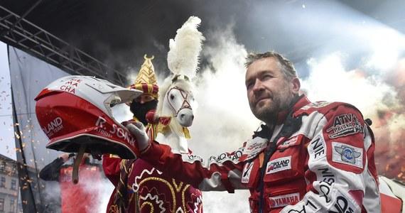 """Zwycięzca Rajdu Dakar w kategorii quadów Rafał Sonik powiedział, że sportowcem spełnionym będzie wtedy, gdy suma jego błędów w Dakarze wyniesie kilka minut, a nie godzinę i kilka minut. """"To jest mój sportowy cel, mam jeszcze dużo do zrobienia"""" - zaznaczył."""