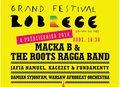 Grand Festival Róbrege 2014: Szczegółowy program