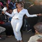 Doda podczas Sopot Festival 2007