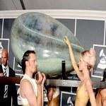 Lady GaGa w wielkim jaju!