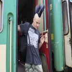 Pociągami na Przystanek Woodstock - Kostrzyn nad Odrą, 1 sierpnia 2011 r.