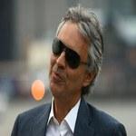 Andrea Bocelli: Sesja na promie