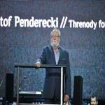 Krzysztof Penderecki na Open'er Festival 2012