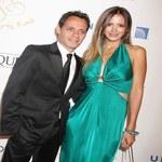 Marc Anthony i Shannon de Lima. Jest od niego dużo wyższa!