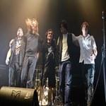 Kruk przed Deep Purple w Katowicach - 15 lutego 2014 r.