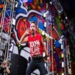 Przystanek Woodstock 2014: Trzynasta W Samo Południe na Małej Scenie - 1 sierpnia 2014 r.