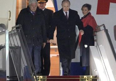 Poroszenko, Putin, Hollande i Merkel już w Mińsku