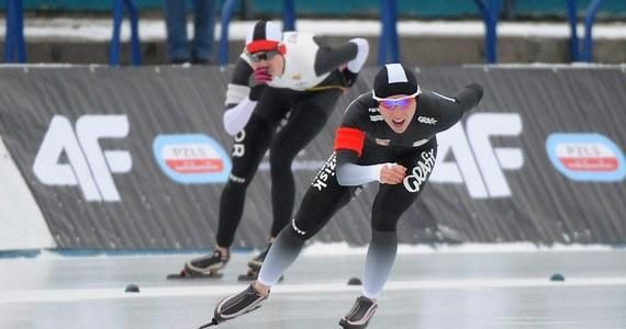Polskie łyżwiarki szybkie zajęły szóste miejsce w wyścigu drużynowym w mistrzostwach świata w Heerenveen. Niespodziewanie triumfowały Japonki, które okazały się lepsze od faworytek - Holenderek. Brąz zdobyły Rosjanki.